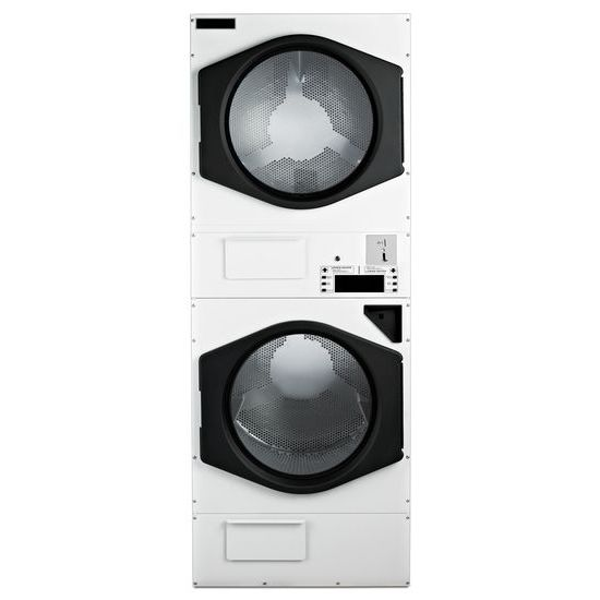 Maytag 174 Mlg30pd Stack Dryer Coin Drop Mitralaundry