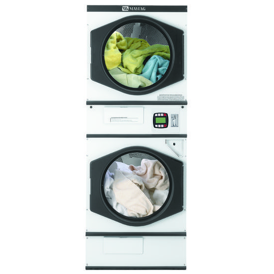 Maytag 174 Mlg31pc Stack Dryer Coin Drop Mitralaundry